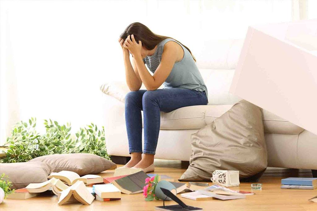 Burglary or theft insurance claim attorney