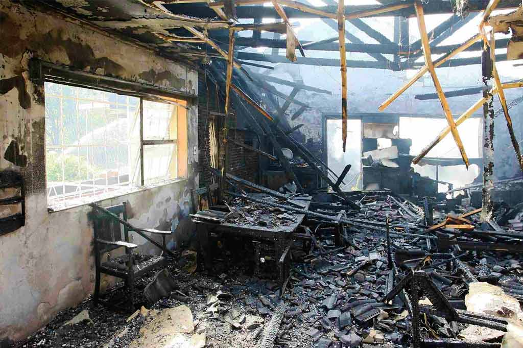 Fire Damage Insurance Claim Attorney