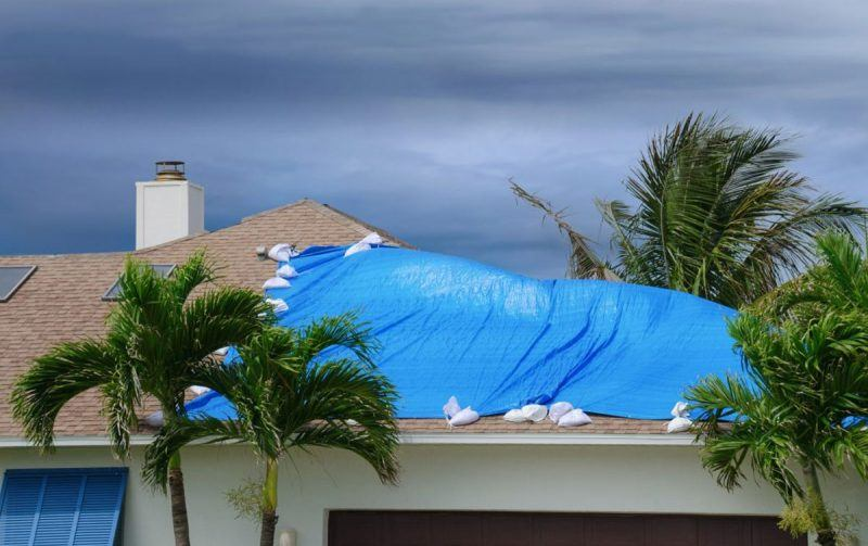 Roof Damage - Not Just From Hurricanes