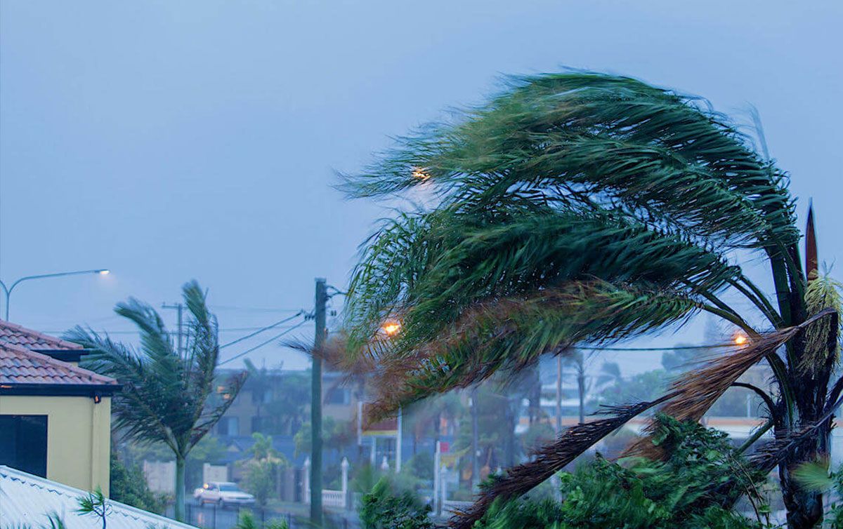 High Wind Damage Property Claims In Florida