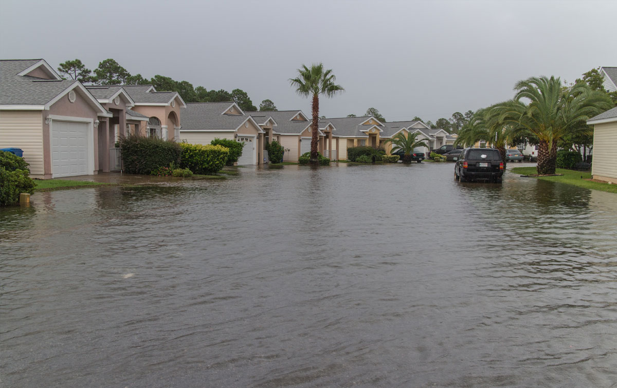 Water Damage Claims Due to Florida Hurricanes