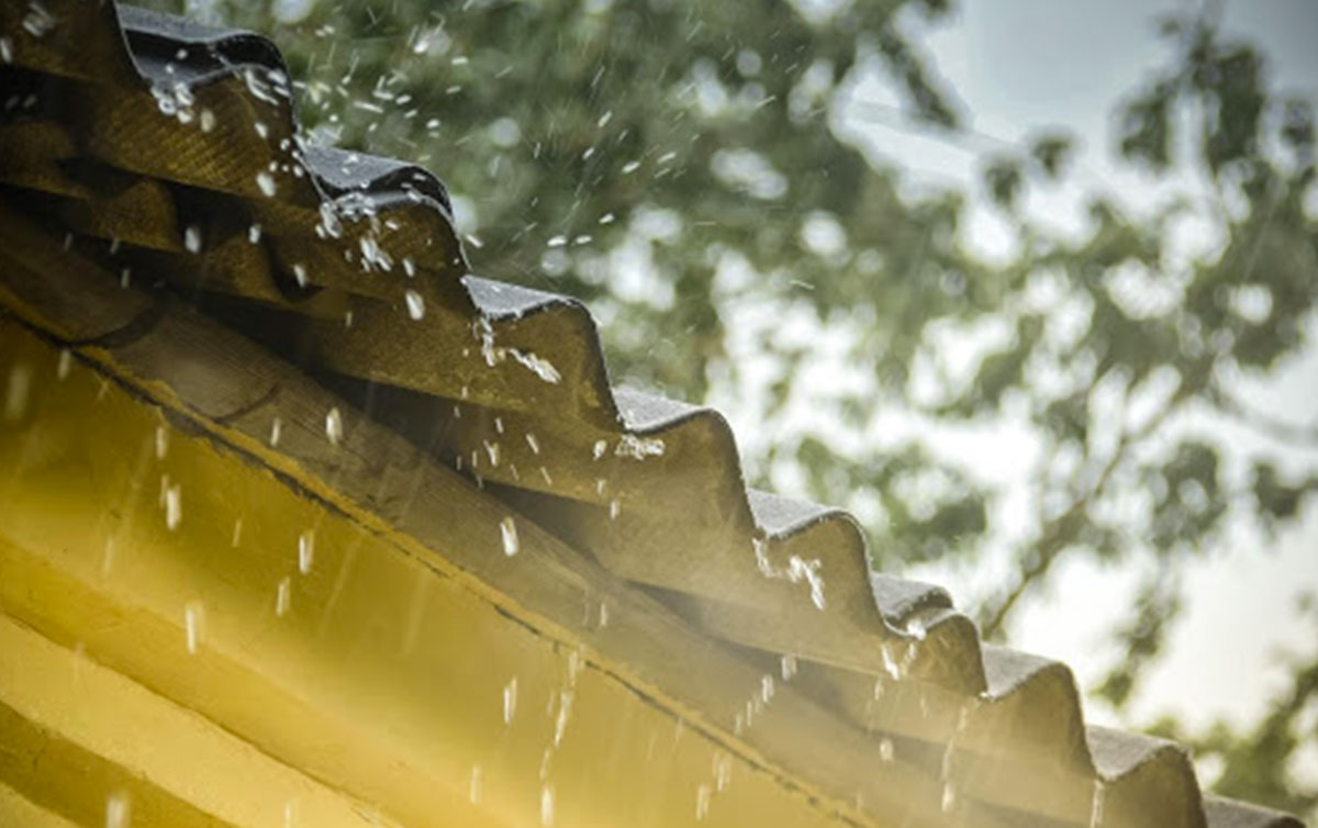 Roof Damage From Storms In Florida